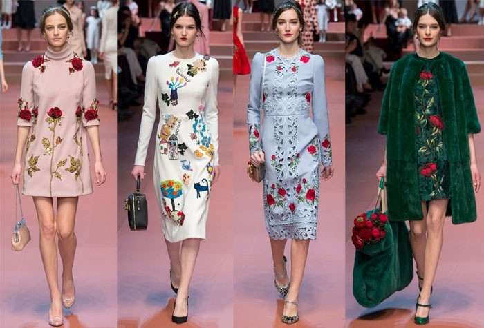 Модные тенденции в платьях лето 2017